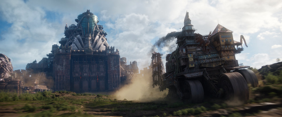Mortal Engines (2018) – Movie Review